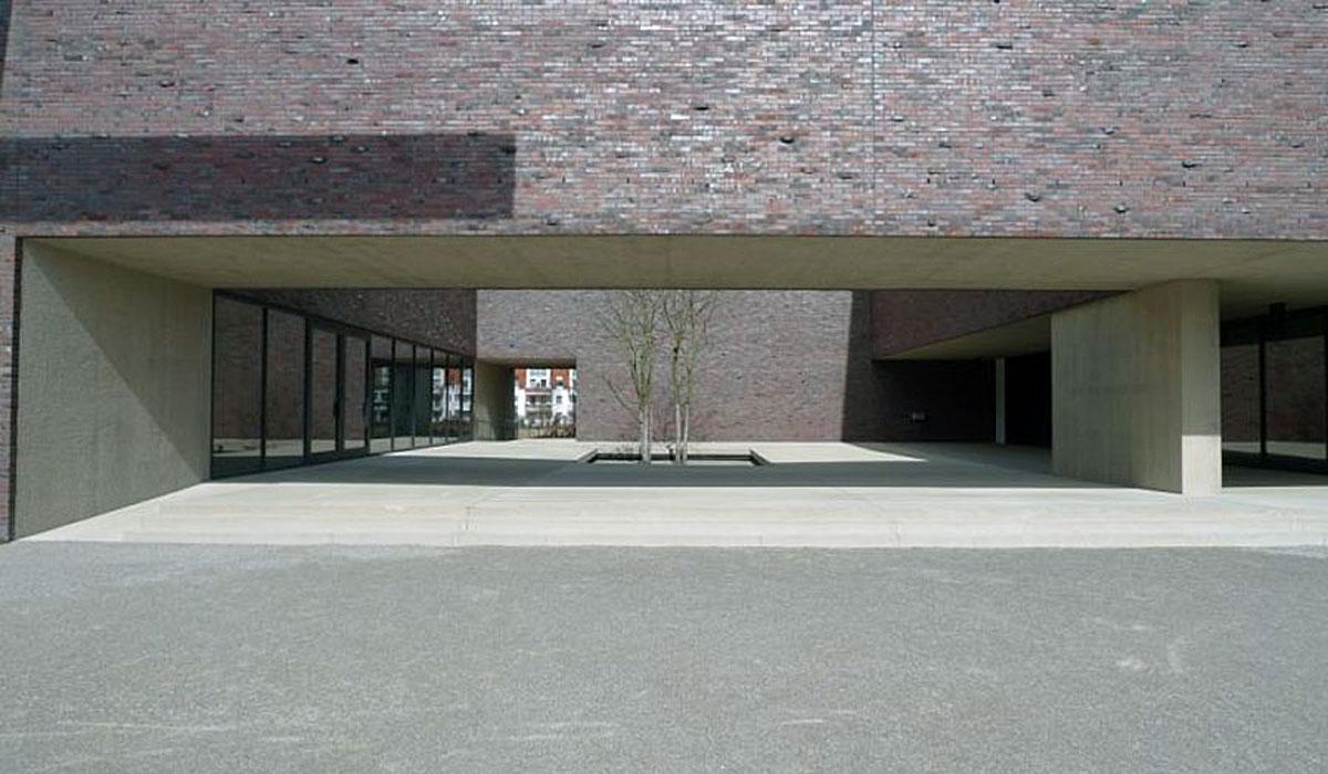 Tagesexkursion neue Sakralbauten 2010