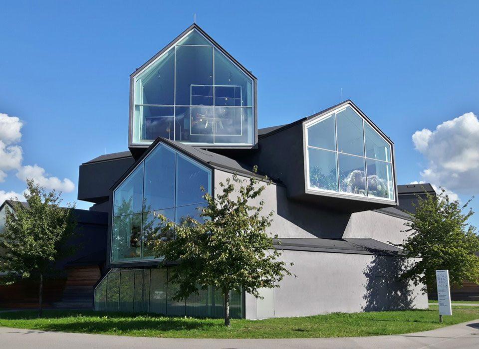 Jahresexkursion Basel Architekturforum Dachau