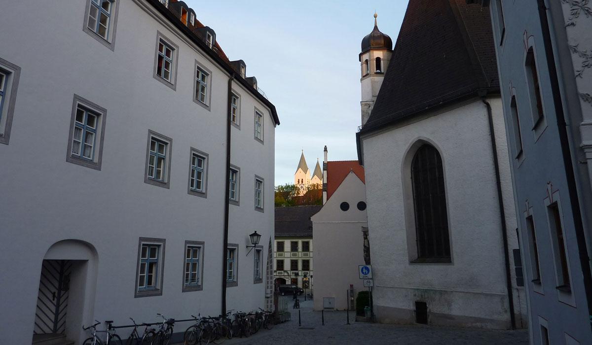Tagesexkursion Freising