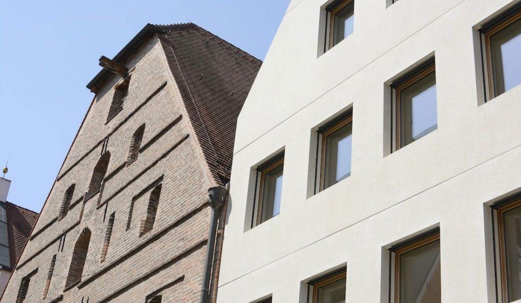 Tageseskursion Landshut 2015: Bauen im Bestand mit Gestaltungsbeirat