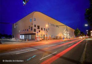 """Stadtspaziergang Karlsfeld """"Neue Mitte"""" mit dem Architekturforum Dachauekten"""