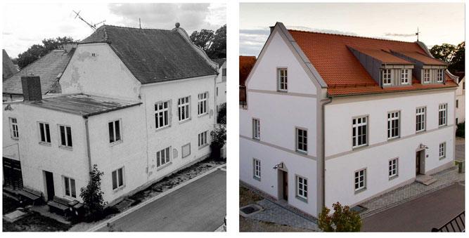 ArchitekturpreisDachau 2017 Altes Schulhaus Sulzemoos