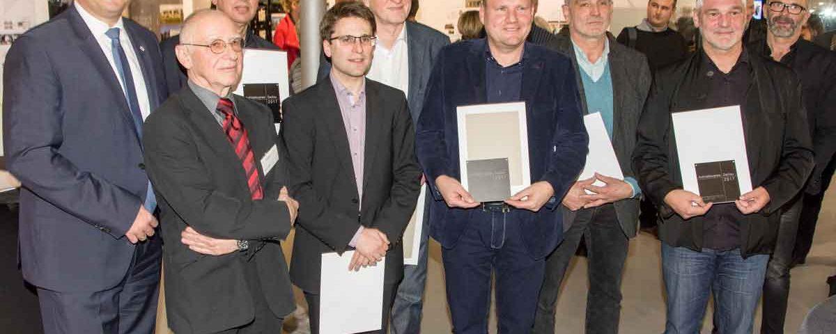 Die Preisträger des Architekturpreis Dacchau